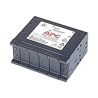 APC 4 position chassis 1U for Replaceable Data Line Surge Protection Module