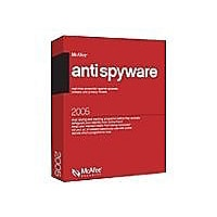 McAfee AntiSpyware 2005 (v. 1.0) - box pack (upgrade) - 1 user