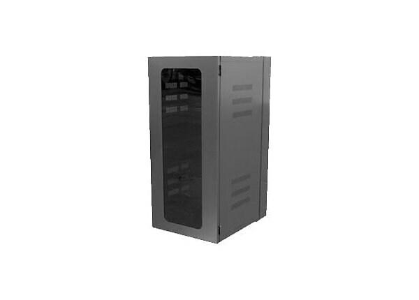 "Hubbell Super QuadCab cabinet - 19"""