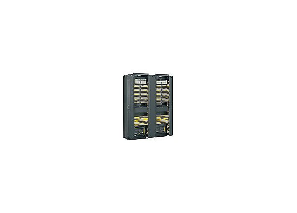 Panduit PatchRunner Vertical Cable Management System rack cable management