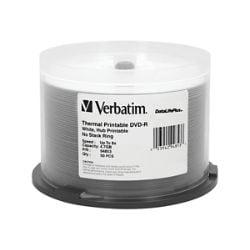 Verbatim DataLifePlus DVD-R x 50 - 4.7 GB - storage media