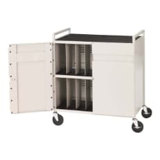 Bretford Laptop 15 Notebook Storage Cart