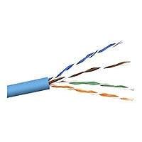 Belkin bulk cable - 305 m - blue - B2B