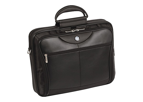 HP Ultra-Portable Leather/Nylon Case