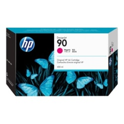 HP 90 400-ml Magenta Ink Cartridge (C5063A)