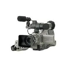 Panasonic DV PROLINE AG-DVC7P - camcorder - Mini DV