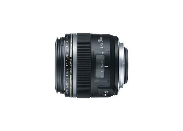 Canon EF-S macro lens 60mm