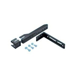 Panduit FiberRunner 4x4 and 6x4 Mounting Brackets - mounting threaded rod