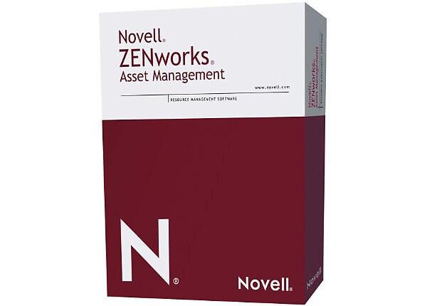 ZENworks Asset Management - Standard Maintenance (3 years) - 1 user, 1 devi