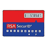 RSA SecurID SD520 PINpad hardware token