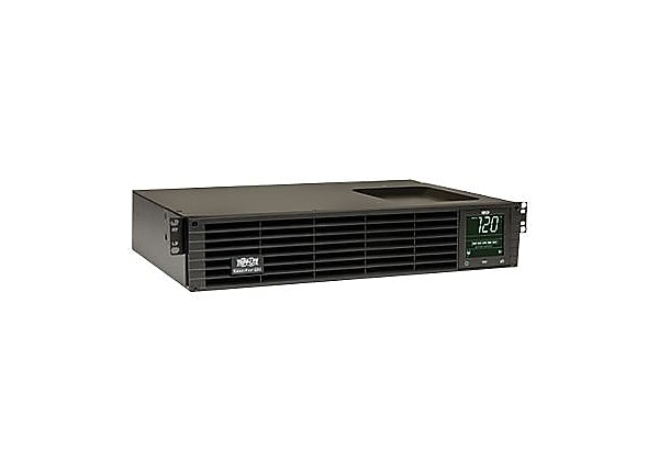 Tripp Lite 750VA 450W UPS Smart Rackmount AVR 120V USB DB9 SNMP 2URM