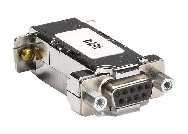 Black Box Asynchronous Modem Eliminator Modem Adapter