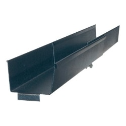 APC rack cable management tray