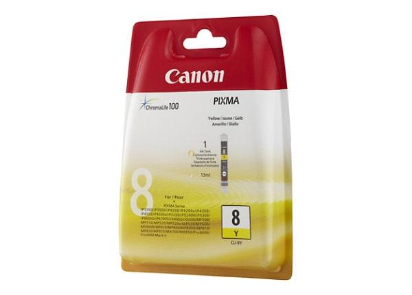 Canon CLI-8Y Yellow InkJet Cartridge