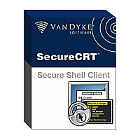 SecureCRT - license + 1 Year Software Updates - 1 user