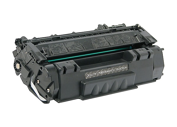 Clover Remanufactured Toner for HP Q5949A (49A), Black, 2,500 page yield