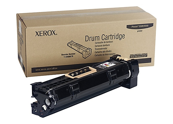 Xerox Phaser 5550 - drum cartridge
