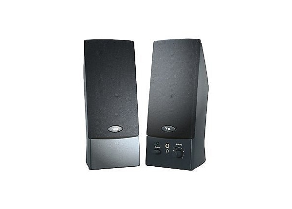 Cyber Acoustics CA-2014WB 2.0-Channel Speaker System