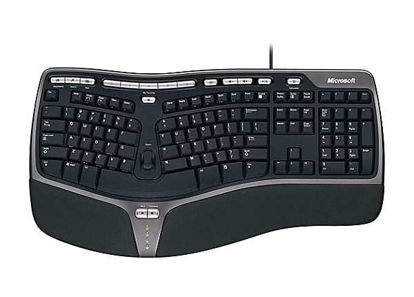Clavier ergonomique Natural 4000 de Microsoft