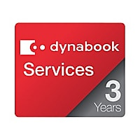 Toshiba 2nd/3rd Year Extended Service Plan (1 Year Notebook)