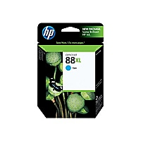 HP 88XL (C9391AN) High Yield Cyan Original Ink Cartridge