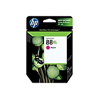 HP 88XL (C9392AN) High Yield Magenta Original Ink Cartridge