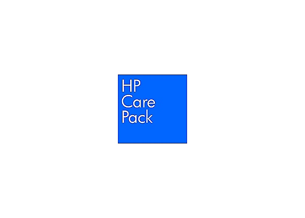 Electronic HP Care Pack Installation and Startup - installation / configura