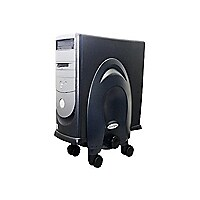 Kantek Deluxe CPU Stand - system cabinet tower stand