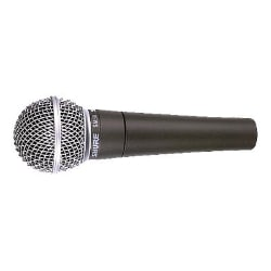 Shure SM58 - microphone