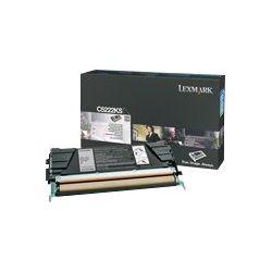 Lexmark C522, C524 Black Toner Cartridge