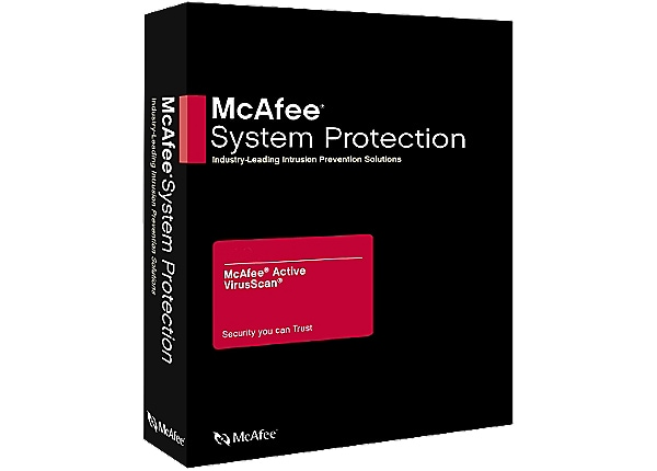McAfee Active Virus Defense SMB Edition - product upgrade license - 1 node