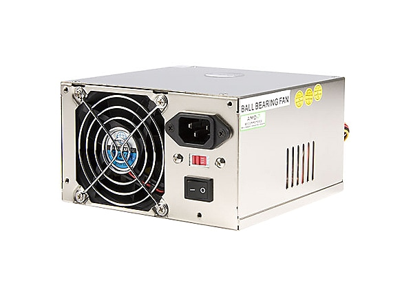 StarTech.com 400 Watt ATX12V 2.01 Computer Power Supply w/ PCIe & SATA