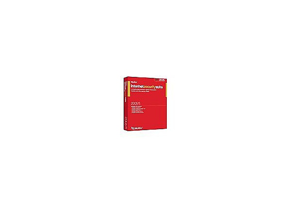 McAfee Internet Security Suite 2005 (v. 7.0) - box pack - 1 user