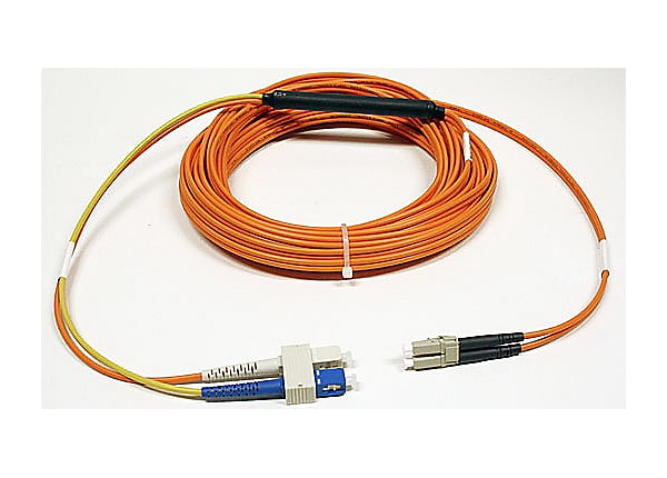 Tripp Lite 1M Fiber Optic Mode Conditioning Patch Cable SC/LC 3ft