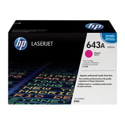 HP Color LaserJet Q5953A Magenta Toner Cartridge