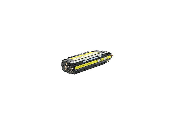 Clover Remanufactured Toner for HP Q2672A (309A), Yellow, 4,000 page yield