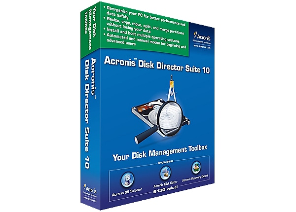 Acronis Advantage Premier - technical support - for Acronis Disk Director S
