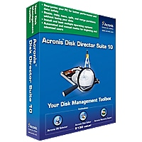 Acronis Disk Director Suite (v. 10.0) - version upgrade license + 1 Year Ad