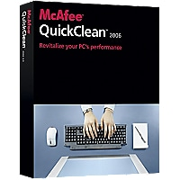 MCAFEE QUICKCLEAN V6 MB MARGIN RES