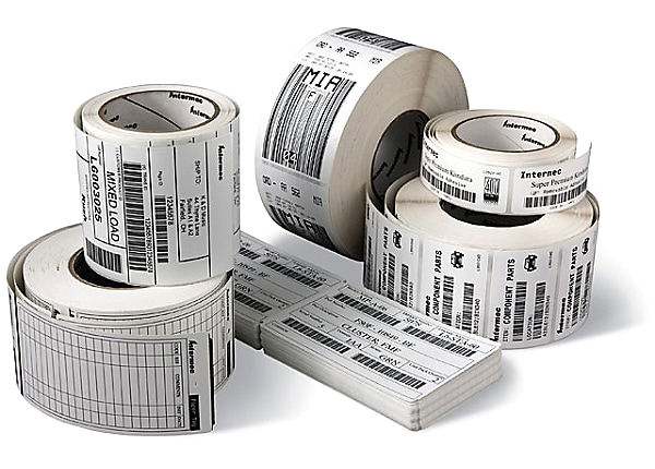 Intermec - labels - 7680 pcs. - 3 in x 4 in