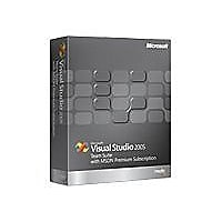 Microsoft Visual Studio Team Suite 2005 - box pack + MSDN Premium Subscript