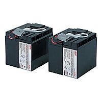 APC Replacement Battery Cartridge #55 - UPS battery - lead acid