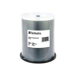 Verbatim - CD-R x 100 - 700 MB - storage media