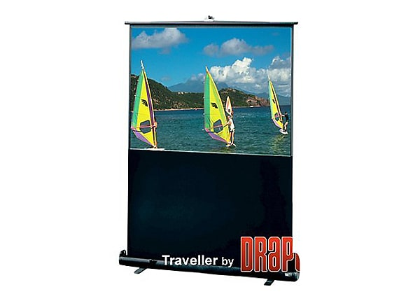 Draper Traveller Projection Screen