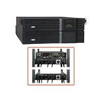 Tripp Lite 6kVA UPS Smart Online Rackmount 208/240/120V USB DB9 4URM