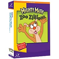 Mighty Math Zoo Zillions Lab Pack (v. 3.1) - box pack - 6 users