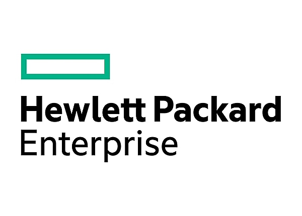 HPE Installation Service - installation / configuration - 1 incident - on-s