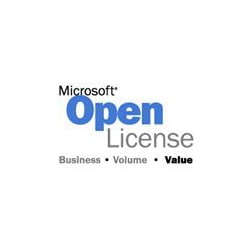 Microsoft Project - license & software assurance - 1 PC