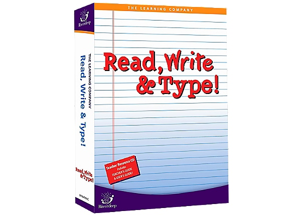 Read, Write & Type! School Edition