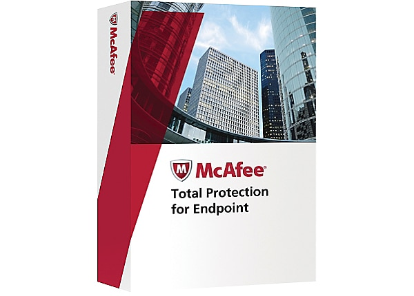 McAfee Total Protection for Endpoint - Advanced - competitive upgrade licen